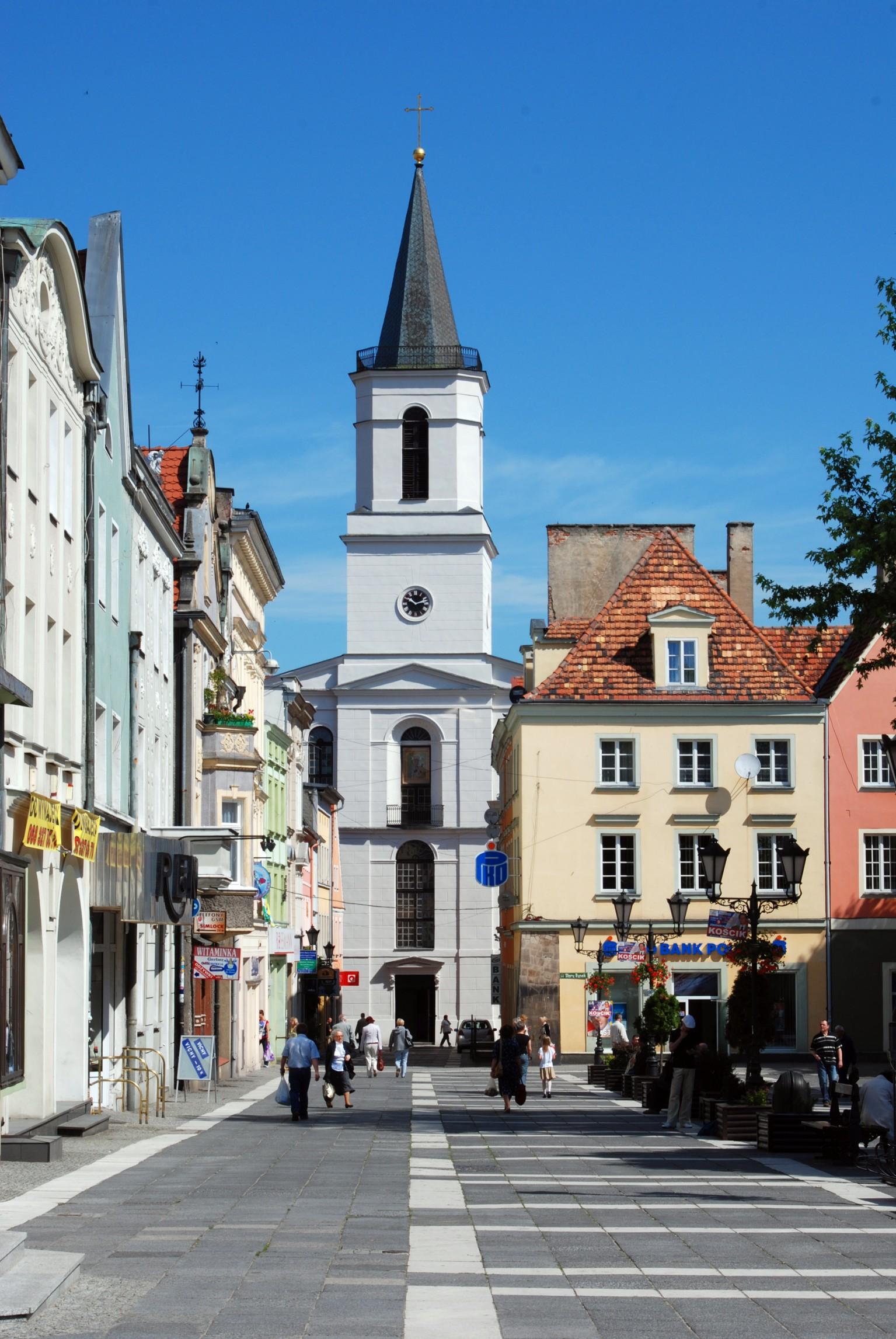 Pfarrkirche der Gottesmutter von Chestochowa