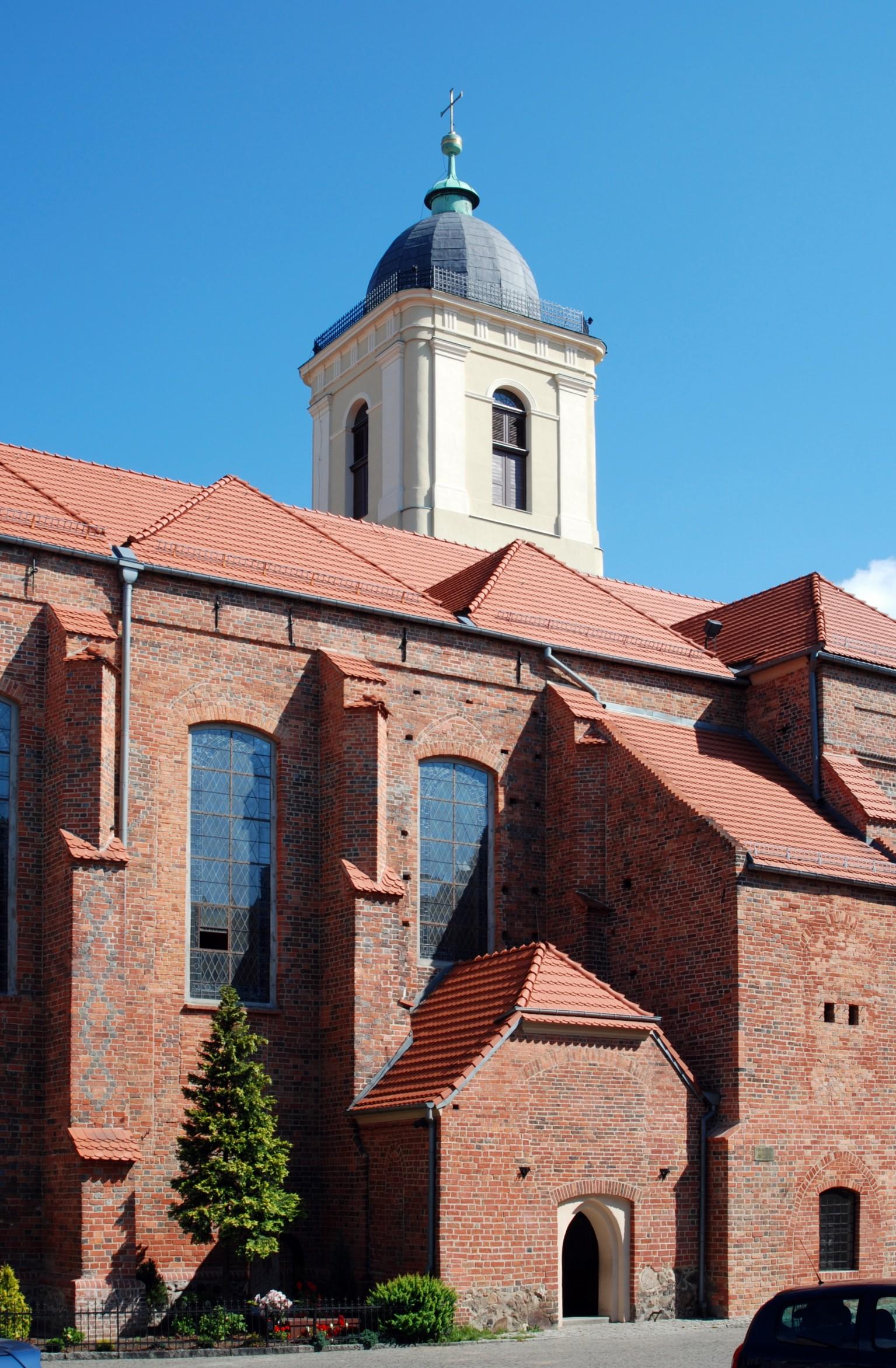 Konkathedrale Hedwigskirche