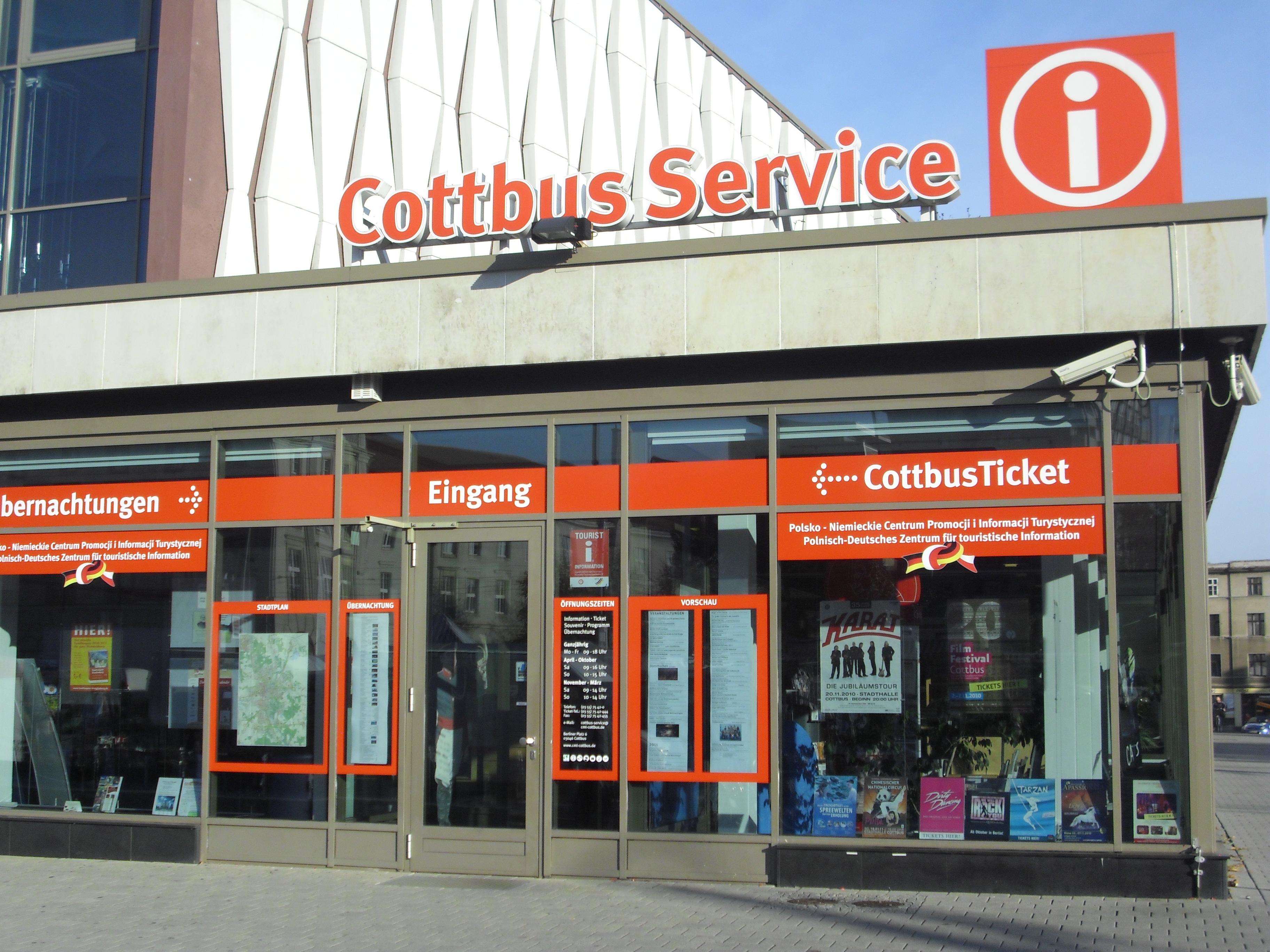 CottbusService & Polnisch-Deutsches Zentrum