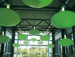 Beleuchtung Grün